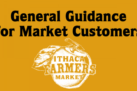 General Guidance for Market Customers